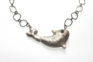 Ancient Fish Locket